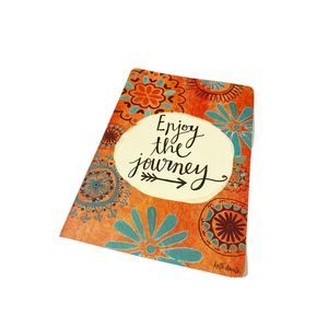 Brownlow Gifts Enjoy The Journey Journal